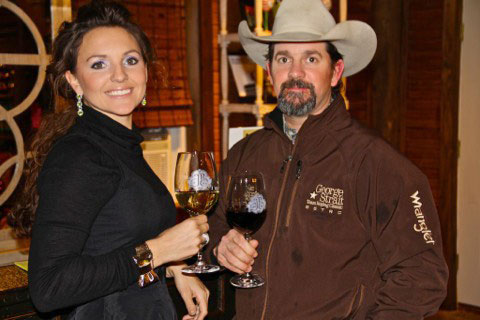 Joe and Dee Braman of Braman Winery