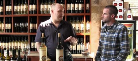 Mark V. Fusco 1337Wine Visits Duchman Family Winery