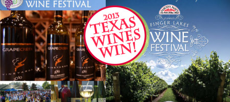 Through the Grapevine: Texas wines make their mark in competitions