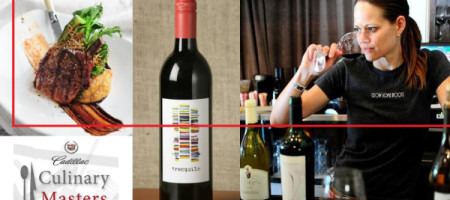 Chef Jamie Zelko Pairs Texas Wine For Cadillac Culinary Masters Menu