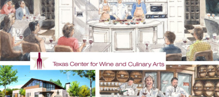 Fredericksburg Embracing Wine Culture With Texas Center for Wine & Culinary Arts