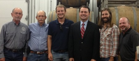 Agricultural Round Table: State of the Texas Wine Industry Meeting