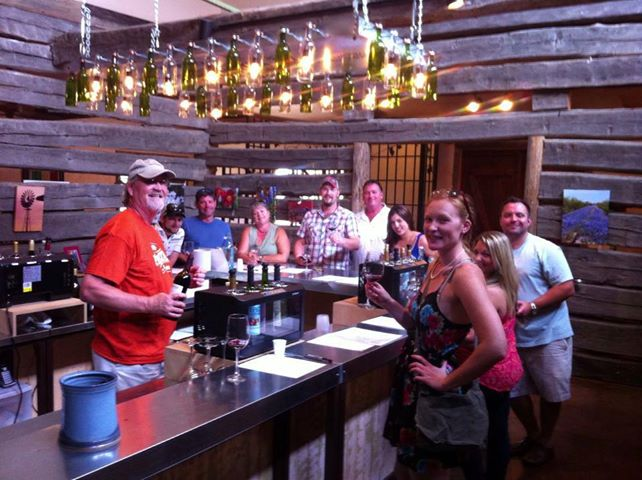 Industry Only Tour, Six Shooter Cellars, Cellar Rat Wine Tours