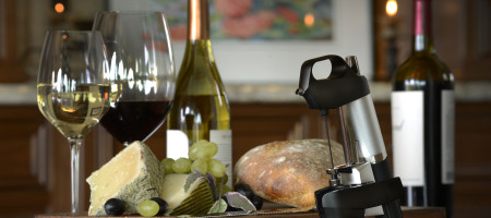 Wine in the 21st Century: The Coravin Has Arrived