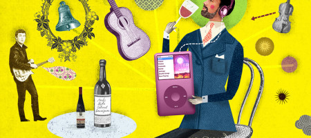 Music Affects Wine Tasting