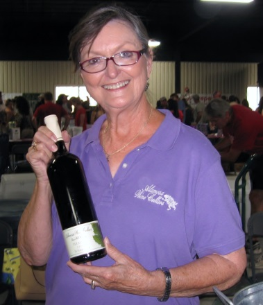 Karen Johnson, Alamosa Cellars