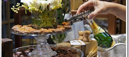 5TH ANNUAL SALADO CHOCOLATE AND WINE WEEKEND Sept 20-22