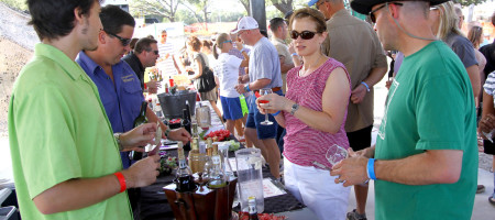 CENTRAL TEXAS WINE FOOD & BREW FEST Sept 14