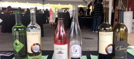Texas Wines Scored Big At Special Maryland Tasting Event