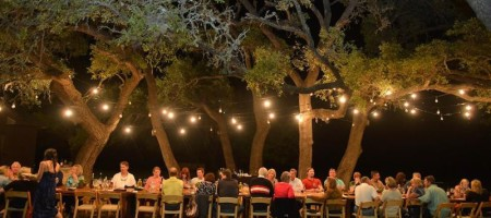 Grower Field Day and Benefit Dinner at William Chris Vineyards