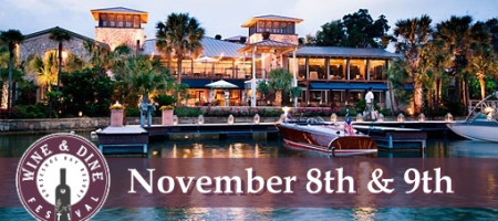 Horseshoe Bay Wine & Dine Festival Nov 8-9