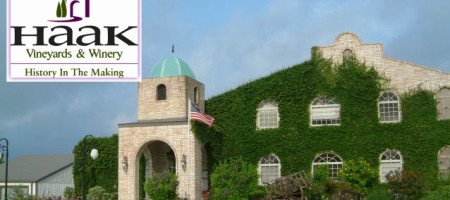 Texas Winery Haak Vineyards Wins Gold and Two Silver medals at the Largest International Wine Competition in the World!