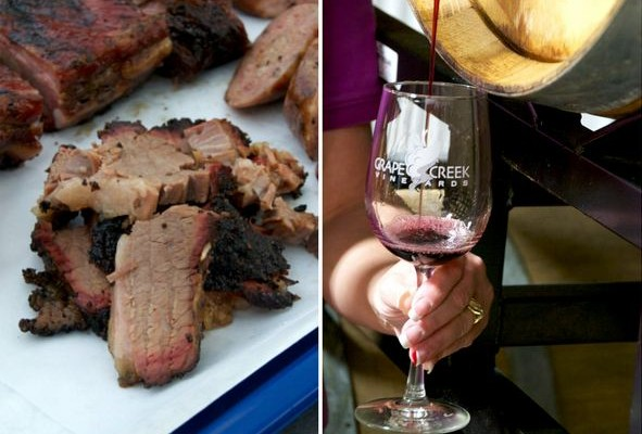 A food and wine lover's guide to Central Texas