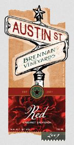 Brennan Vineyards Austin Street Red