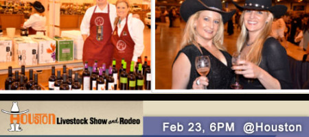 Houston Rodeo Uncorked! Roundup and Best Bites Competition Feb 23