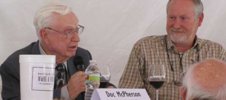 "In Memoriam: Clinton ""Doc"" McPherson, Pioneer of Texas Wine, Passed Today"