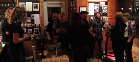Getting the Party Started: Texas Hill Country Wineries Wine Lovers Kick-Off Party