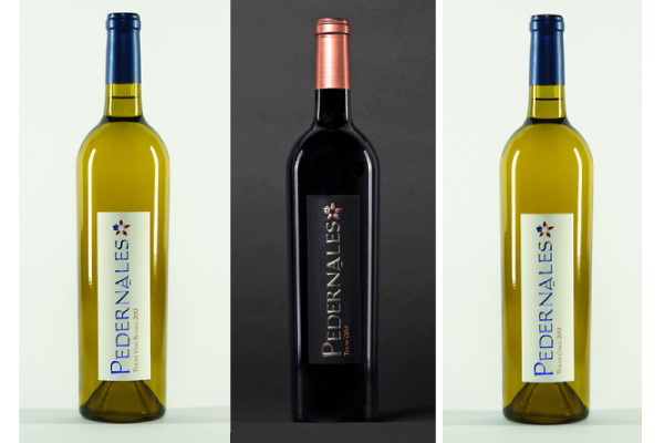 Pedernales Cellars to Release Three New Wines Including a Five Varietal White Blend