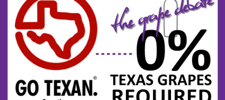 Consumers In Favor of Changing the GO TEXAN Mark to Texas Grown Grapes