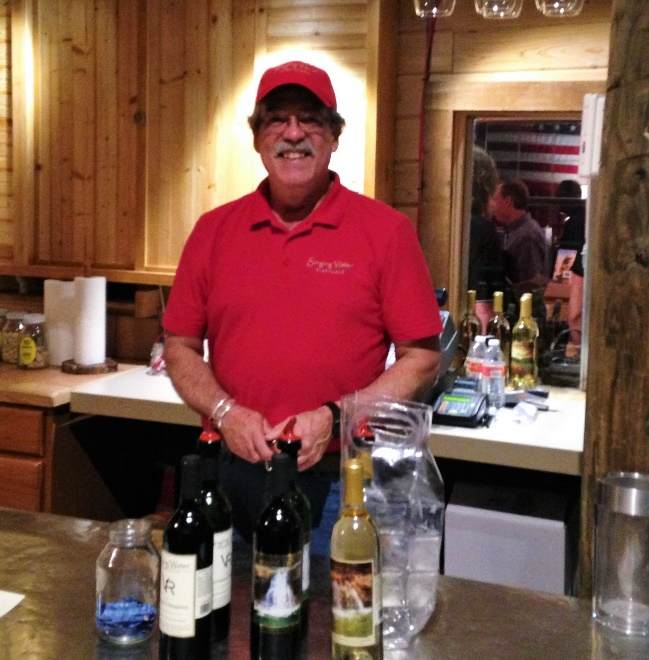Texas Hill Country Wineries Kick Off Tasting