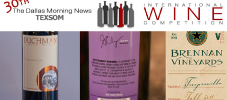 Texas Wines Win More Gold Medals – Update
