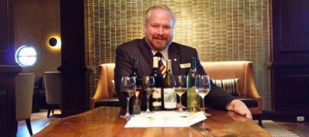 Texas Sommelier Has 35 Texas Wines on His List