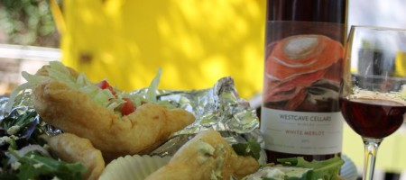 Texas Two Taste: Pairing The Fat Cactus and Westcave Cellars Winery