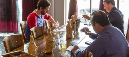 Texas Roussanne Tasted Blind Against California and France – Comes Out Top