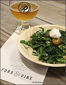 Fork Vine Texas Rogness Brewing 1