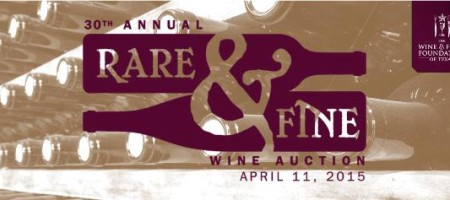 Wine & Food Foundation of Texas Contributes More Than $100,000 to Charitable Beneficiaries in 2014
