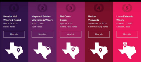 Texas Wine Series: 2015 Half Marathon and 5k Races in Texas Wine Country