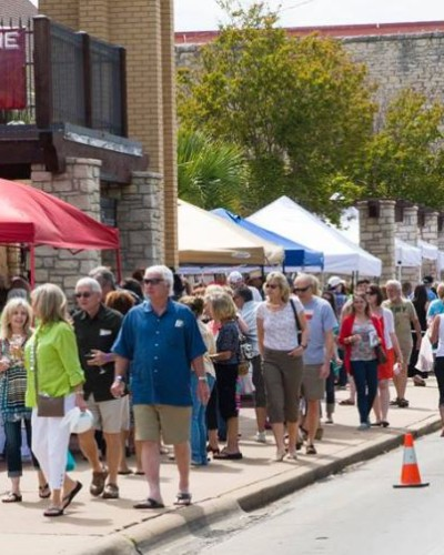 A Texas Size Wine Event! 6th Annual Granbury Wine Walk April 24-25