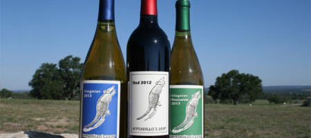 "Texas Wine Highway Continues to Grow: ""Armadillo's Leap"" from Kuhlken-Osterberg Family Opening this Summer"