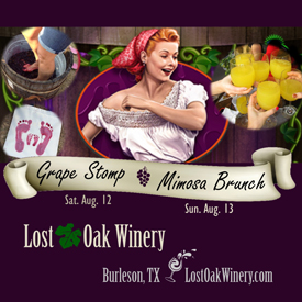 Lost Oak Winery