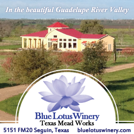 Blue Lotus Winery Ad