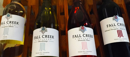 Fall Creek Vineyards Wins Double Gold Among Other Awards at 2016 Houston Livestock Show and Rodeo International Wine Competition