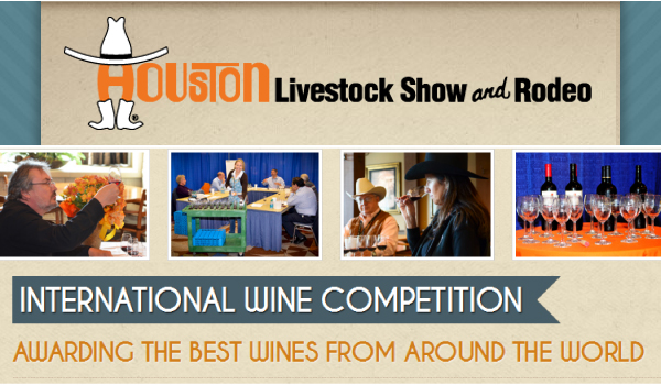 PEDERNALES CELLARS WINS TOP TEXAS WINE AND TEXAS RESERVE CLASS CHAMPION HONORS AT HOUSTON LIVESTOCK SHOW AND RODEO INTERNATIONAL WINE COMPETITION