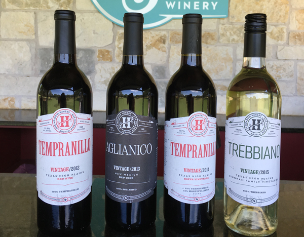 Hye Meadow's Newest Vintages Feature Texas Fruit Exclusively
