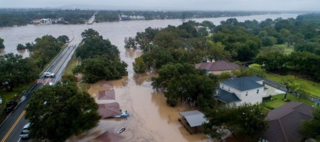 Flood relief in the Texas Hill Country