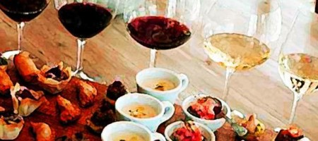 Wine & Food Tasting Featuring 5 Texas Wineries at Joshua Creek Ranch July 25