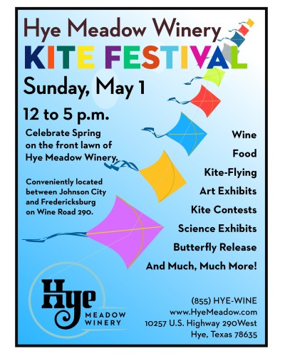 Hye Meadow Winery Kite Festival