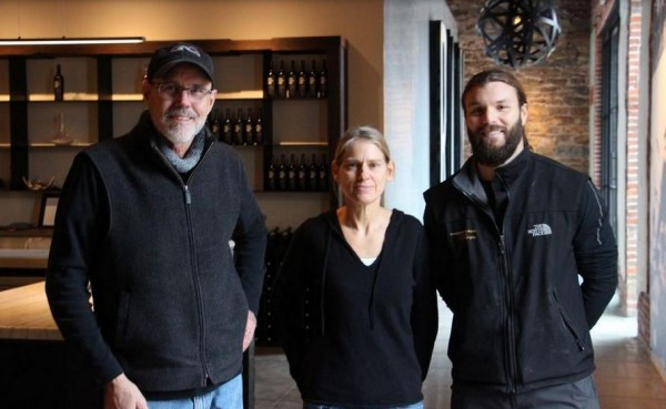New Texas Winery Rancho Loma Vineyards Opens In Downtown Coleman