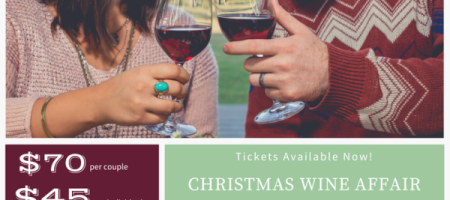 Christmas Wine Affair – Hill Country Wineries