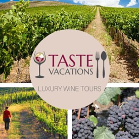 Taste Vacations Wine Tours 300x300