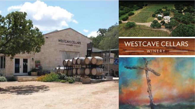 "Westcave Cellars Announces May Release of ""Allamar"" Limited Production Bordeaux-style Blend"