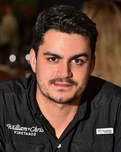 William Chris Vineyards Welcomes Tony Offill To Assistant Winemaker Role
