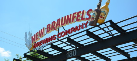 """New Braunfels Brewing Company Sept 23 Limited Release """"Self Medication"""" Fermented In William Chris Syrah Barrels"""